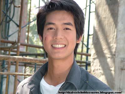 Thai Actor Weir Sukollawat