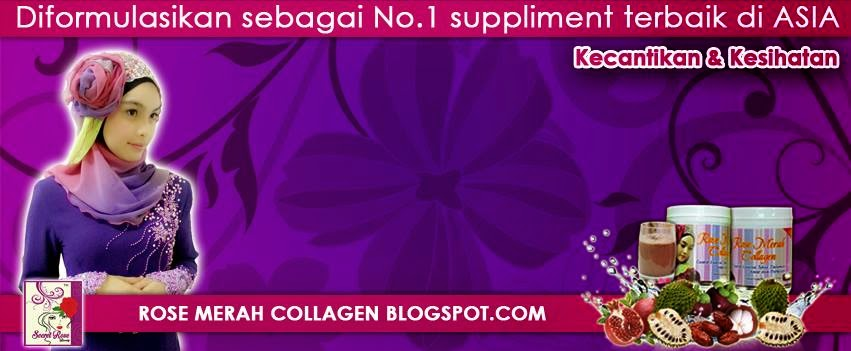 ROSE MERAH COLLAGEN