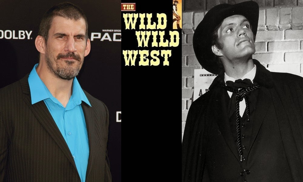 bob garlen presents the wild wild west reboot fan cast