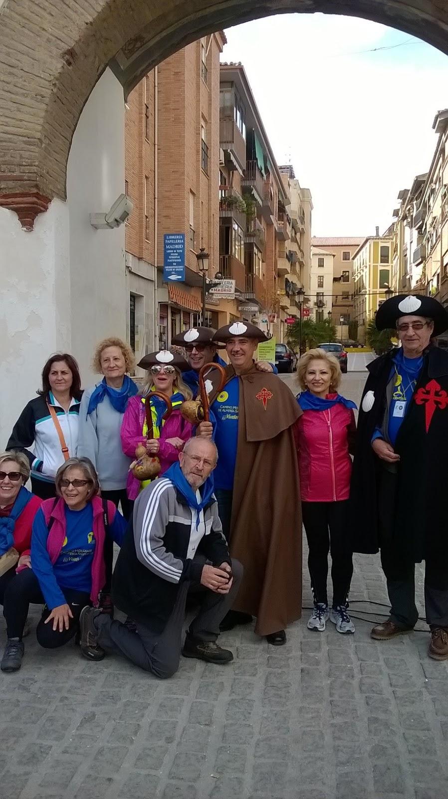 Camino mozarabe de santiago de almeria a granada for Oficina correos almeria