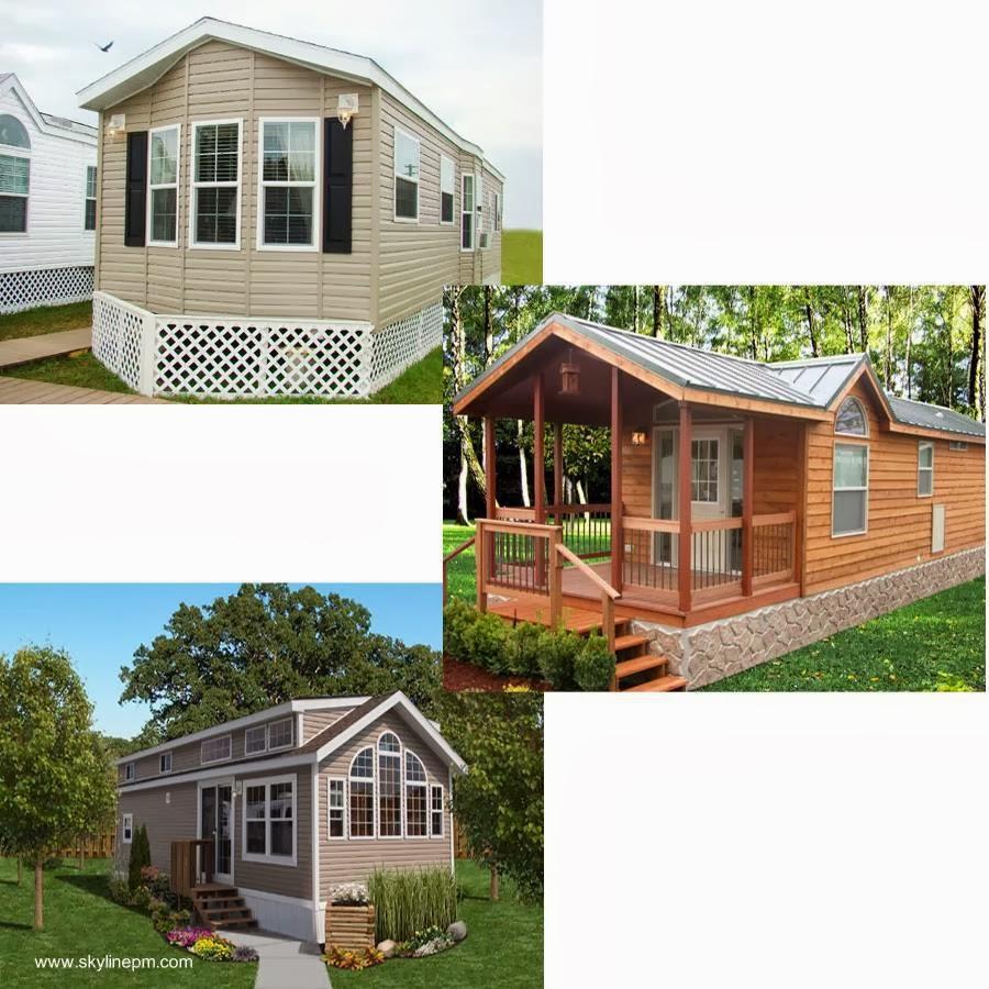 Arquitectura de casas modelos de casas m viles - Casas moviles madera ...