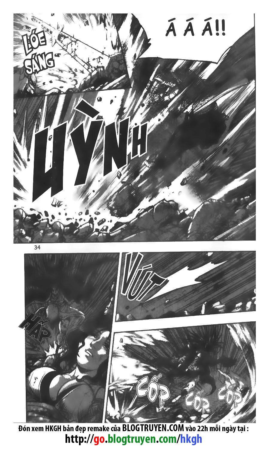 Hiệp Khách Giang Hồ chap 357 Trang 18 - Mangak.info