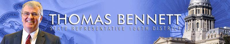 Illinois State Representative Thomas Bennett
