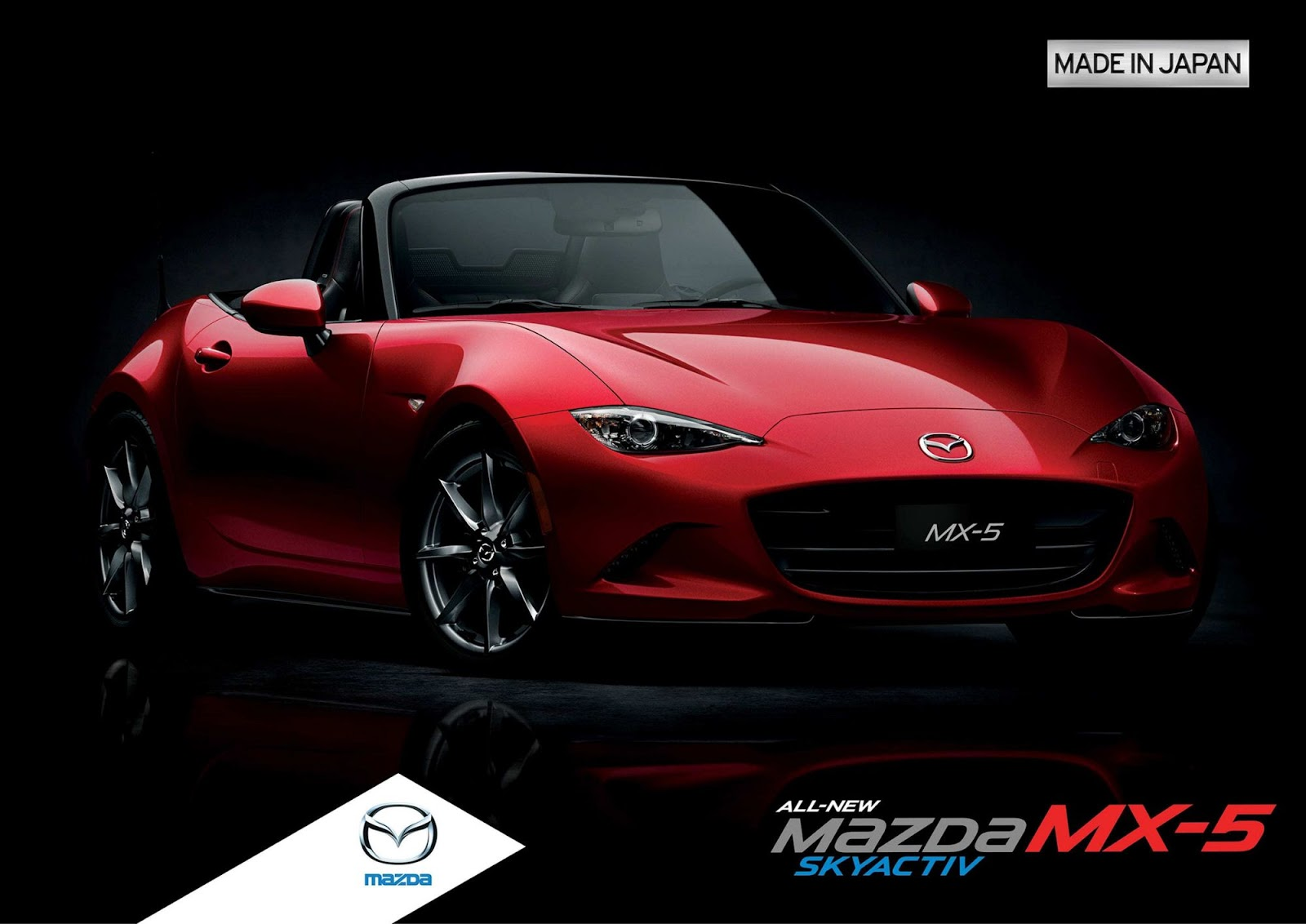 this is your 2016 mazda mx 5 brochure philippine car news car reviews automotive features. Black Bedroom Furniture Sets. Home Design Ideas
