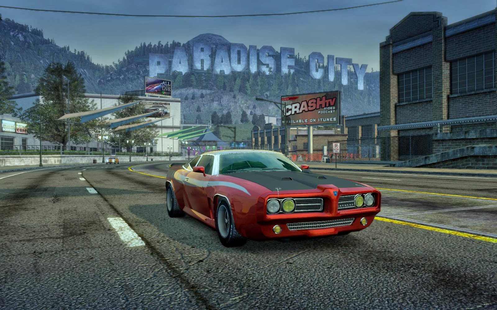 Download Burnout : Paradise For PC Full Version | Ifan Blog