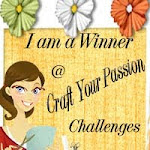 Craft Your Passion Challenge #138 Winner