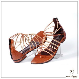 Sputnik Ladies footwear Collection 2013