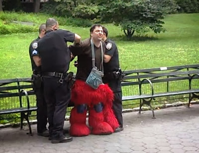 Anti-Semitic Elmo