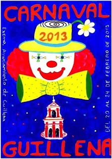 Carnaval Guillena 2013 - La cara del carnaval