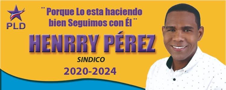 Henrry Perez sigue 2020-2024