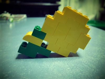 レゴおもしりとり(パイインコ)