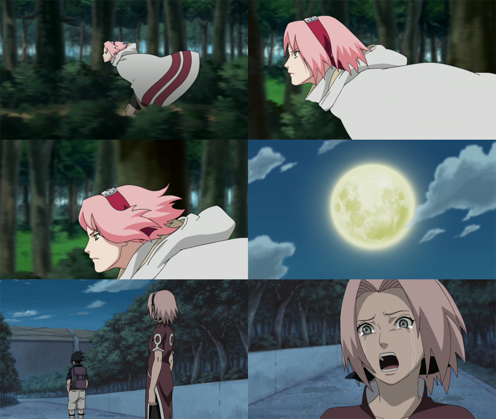 Sasuke And Sakura Shippuden Moments | www.pixshark.com ...