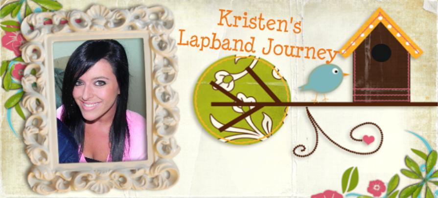 Kristen's Lapband Journey