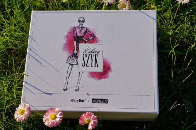 Kobiecy Szyk - majowa edycja pudełka ShinyBox