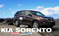 2011 Kia Sorento Test Driver Pet Safety Lady