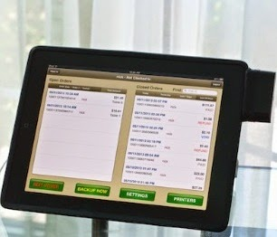 Cloud Based Point of Sale for iPad