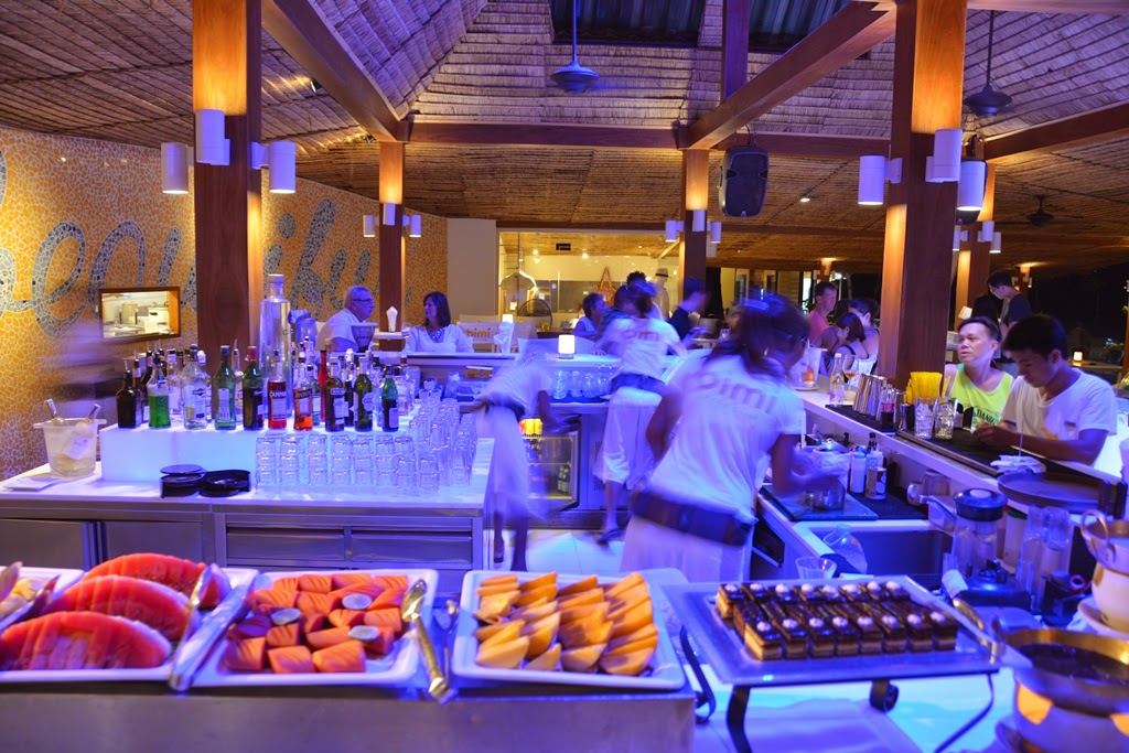 Bimi Beach Club Barbecue Phuket buffet