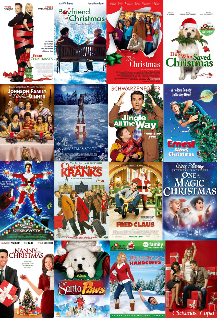 The World Of CsorEsz: Why Are British Christmas Movies Better Than ...