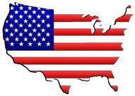 Bendera Amerika Serikat yang Terkenal dan heboh...sebagai Negara Super Duper Power ..!!