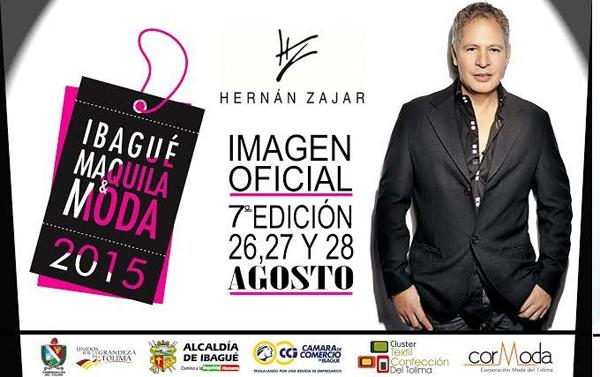 diseñador-Hernán-Zajar-imagen-oficial-Feria-Ibagué-Maquila-Moda-2015-IM&M