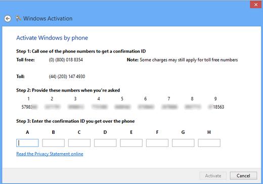 Aktiviasi windows6