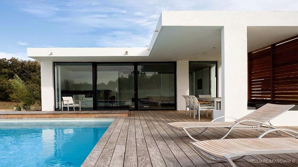 Construcci n de vivienda con hormig n arquitect nico - Construccion viviendas unifamiliares ...