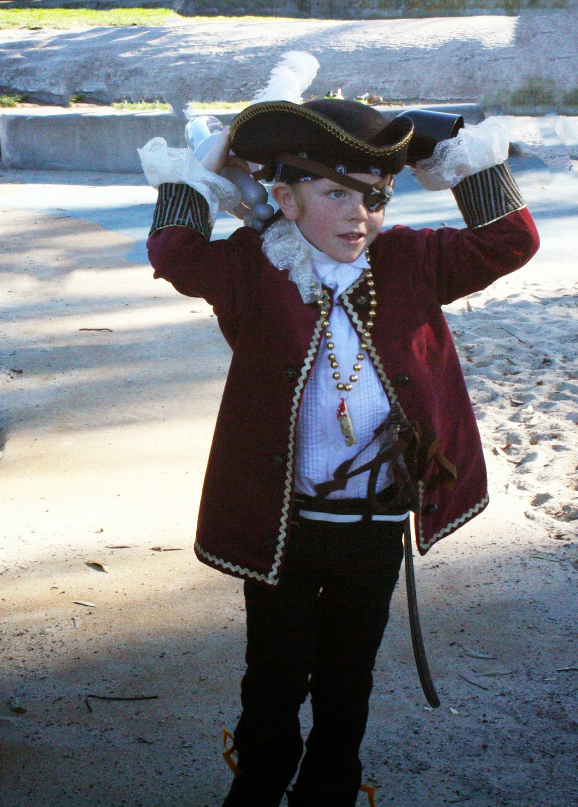 Boy's Pirate Costume