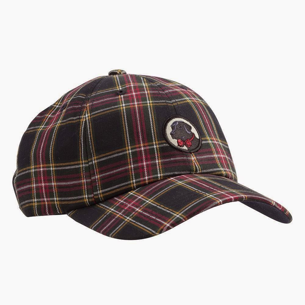 Southern Proper Tartan Plaid Frat Hat