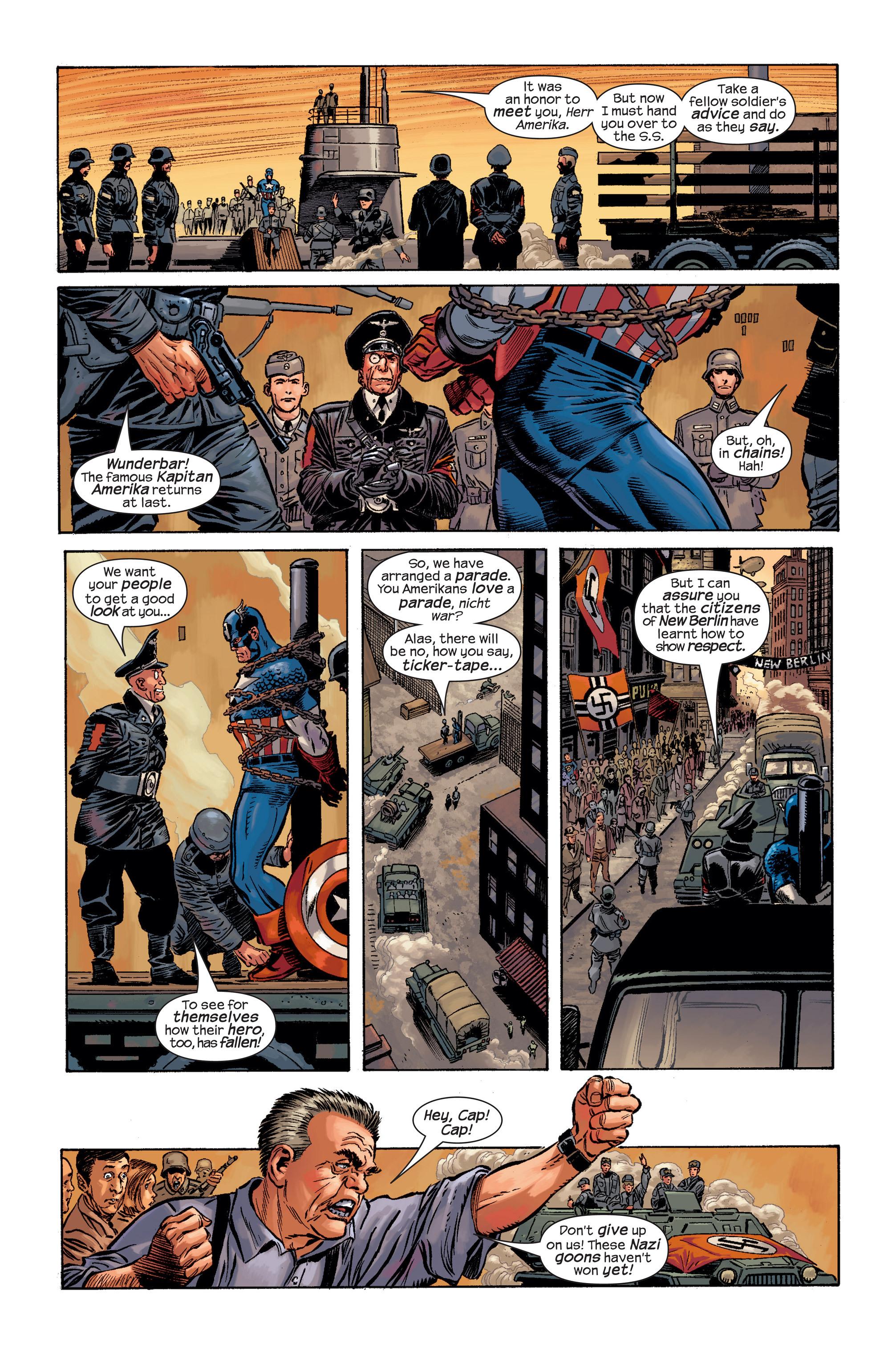 Captain America (2002) Issue #17 #18 - English 15
