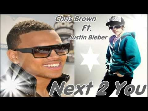 Chris Brown feat. Justin Bieber - Next to You Lyrics