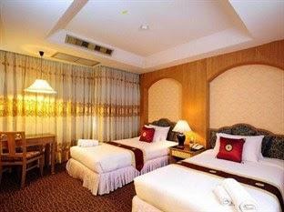 Chaleena Hotel, Bangkok, Ramkanghaeng