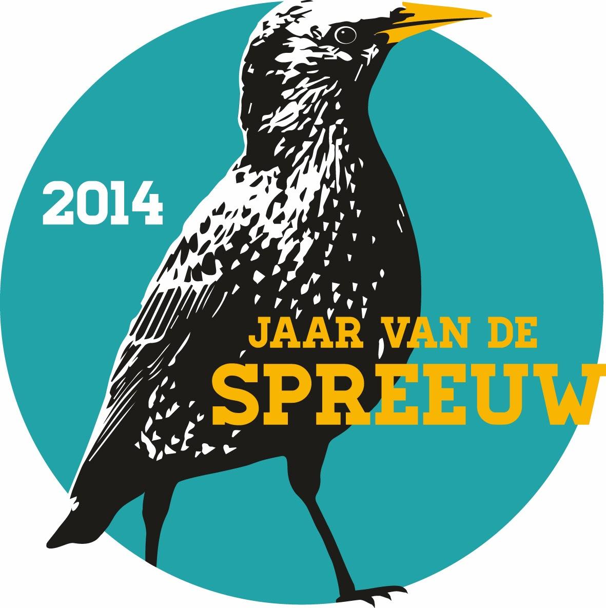 2014 Jaar van de Spreeuw