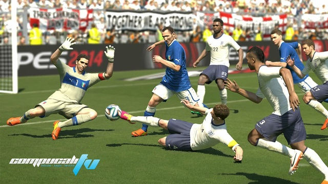 Pro Evolution Soccer 2014 World Challenge PC Full Español
