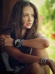 صور بنات حزينة - صور مؤلمة جدا - صور فراق حزينة