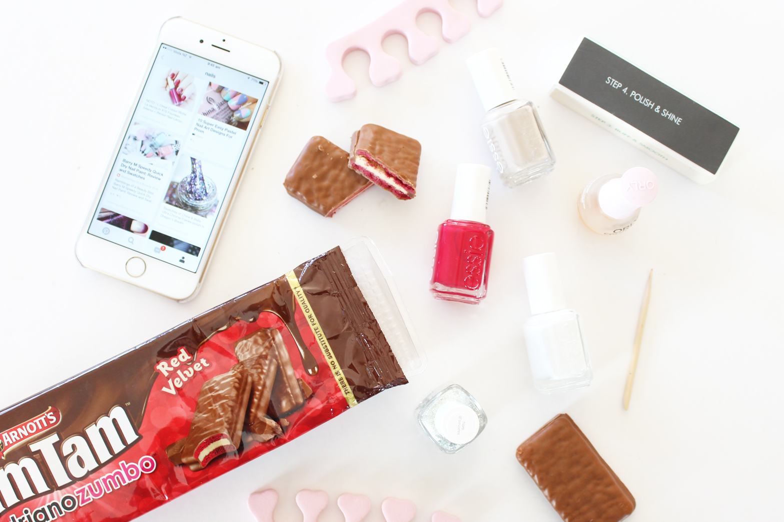 PAMPER NIGHT ESSENTIALS | With Tim Tam Moments - CassandraMyee