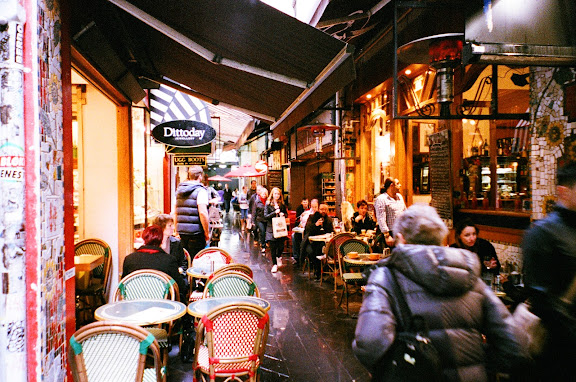 Melbourne Australia film photography