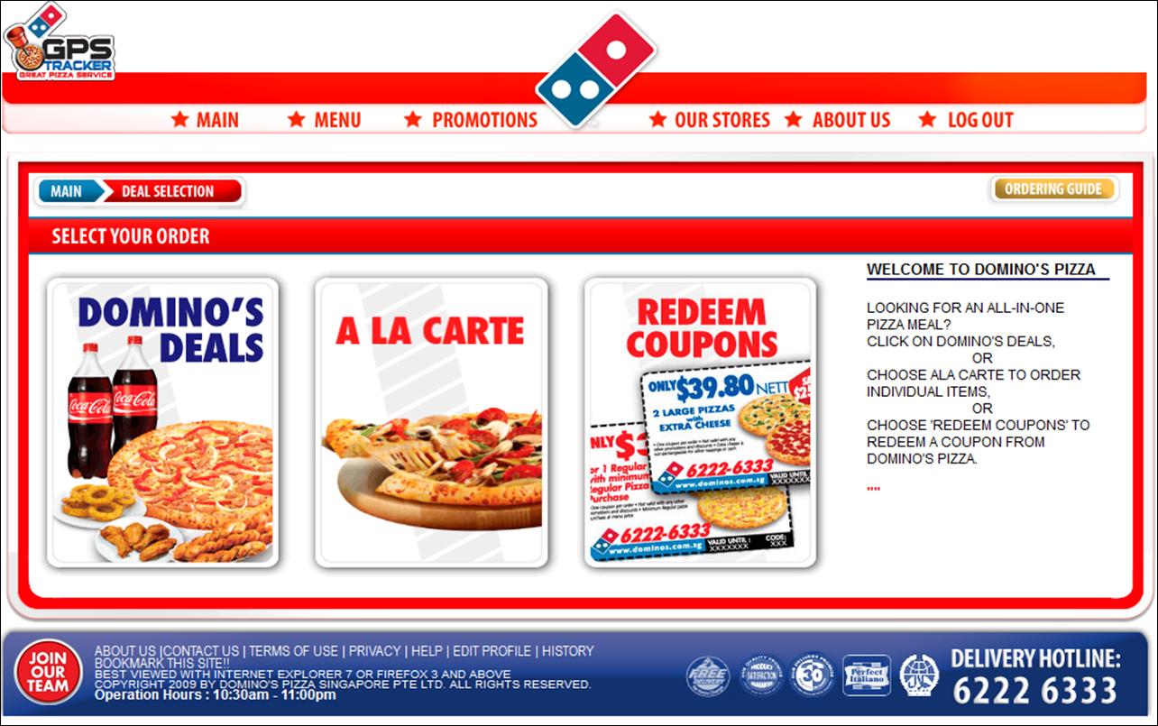 Meryl: [Media Tasting] Domino\'s Pizza Party!