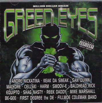 VA – Million Dollar Dream: Green Eyes (CD) (2003) (320 kbps)