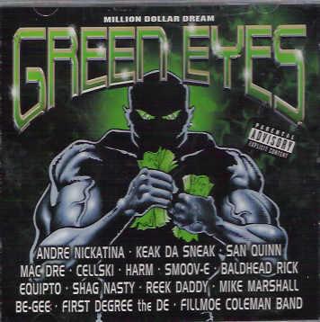 VA – Million Dollar Dream: Green Eyes (CD) (2003) (320 kbps)