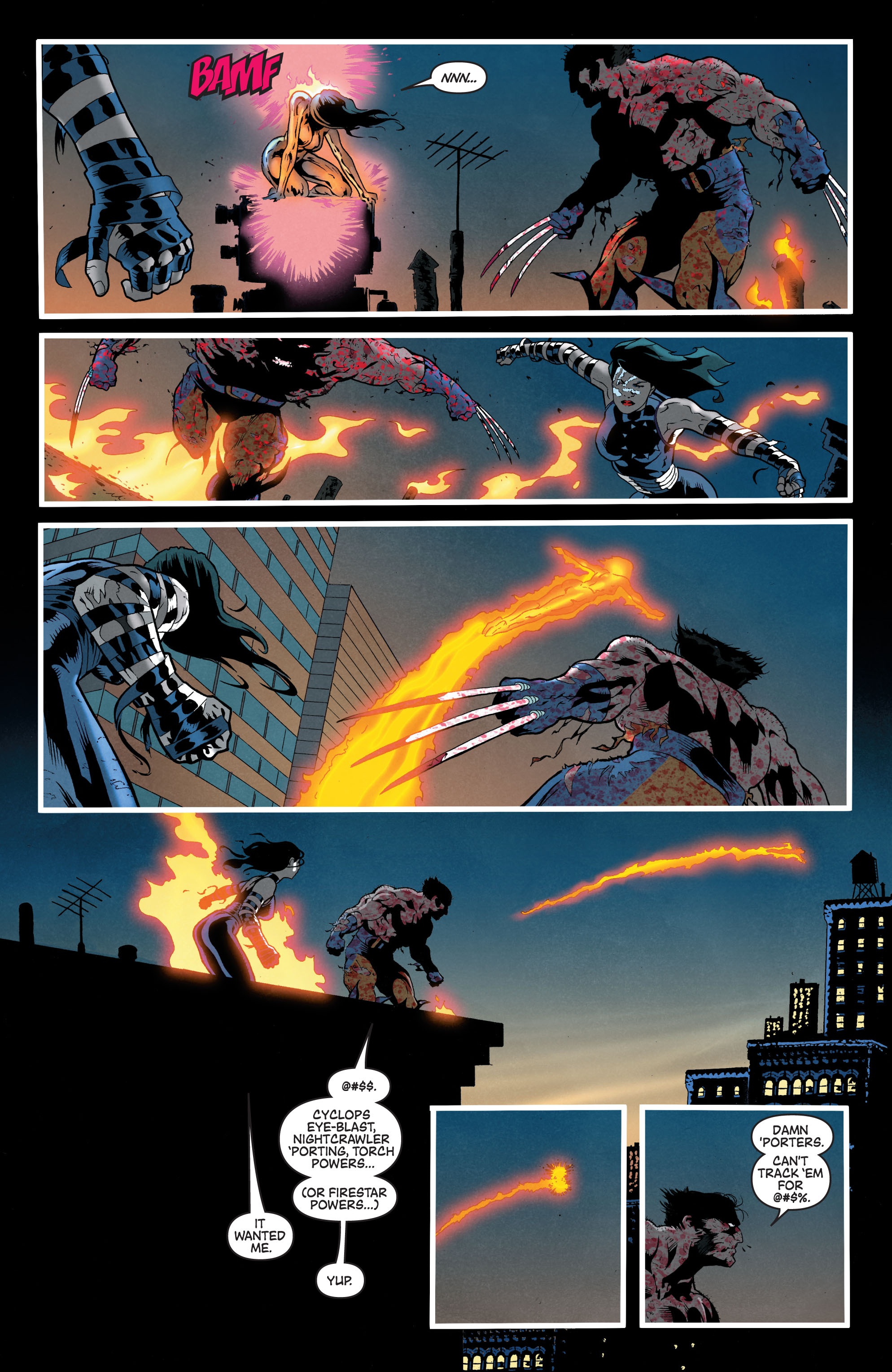 Read online Secret Invasion: The Infiltration comic -  Issue #7 - 18