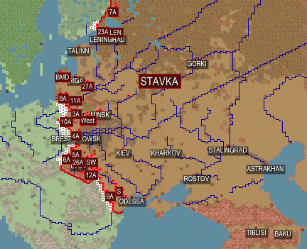 Decisive Campaigns Barbarossa