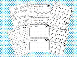 math worksheet : kindergarten kids at play kindergarten fun on the 100th day of school : 100th Day Worksheets Kindergarten