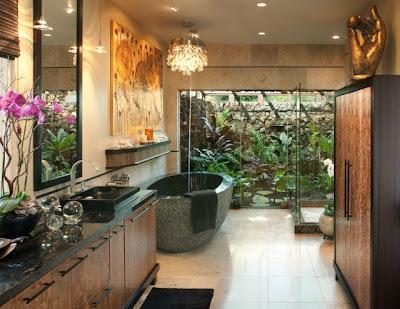 การแต่งบ้านสไตล์ต่างๆ: แต่งบ้านให้ดูดีด้วยสไตล์ Tropical chic 2 -3
