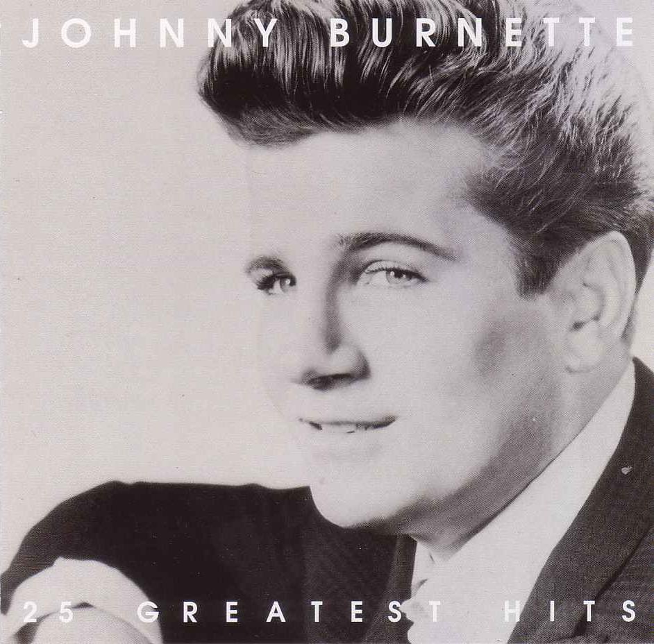Johnny Burnette - Girls