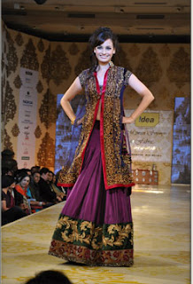 Manish Malhotra's Spring 2011 Collection