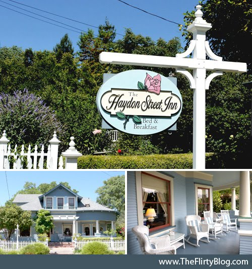 Haydon Street Inn, Bed and Breakfast