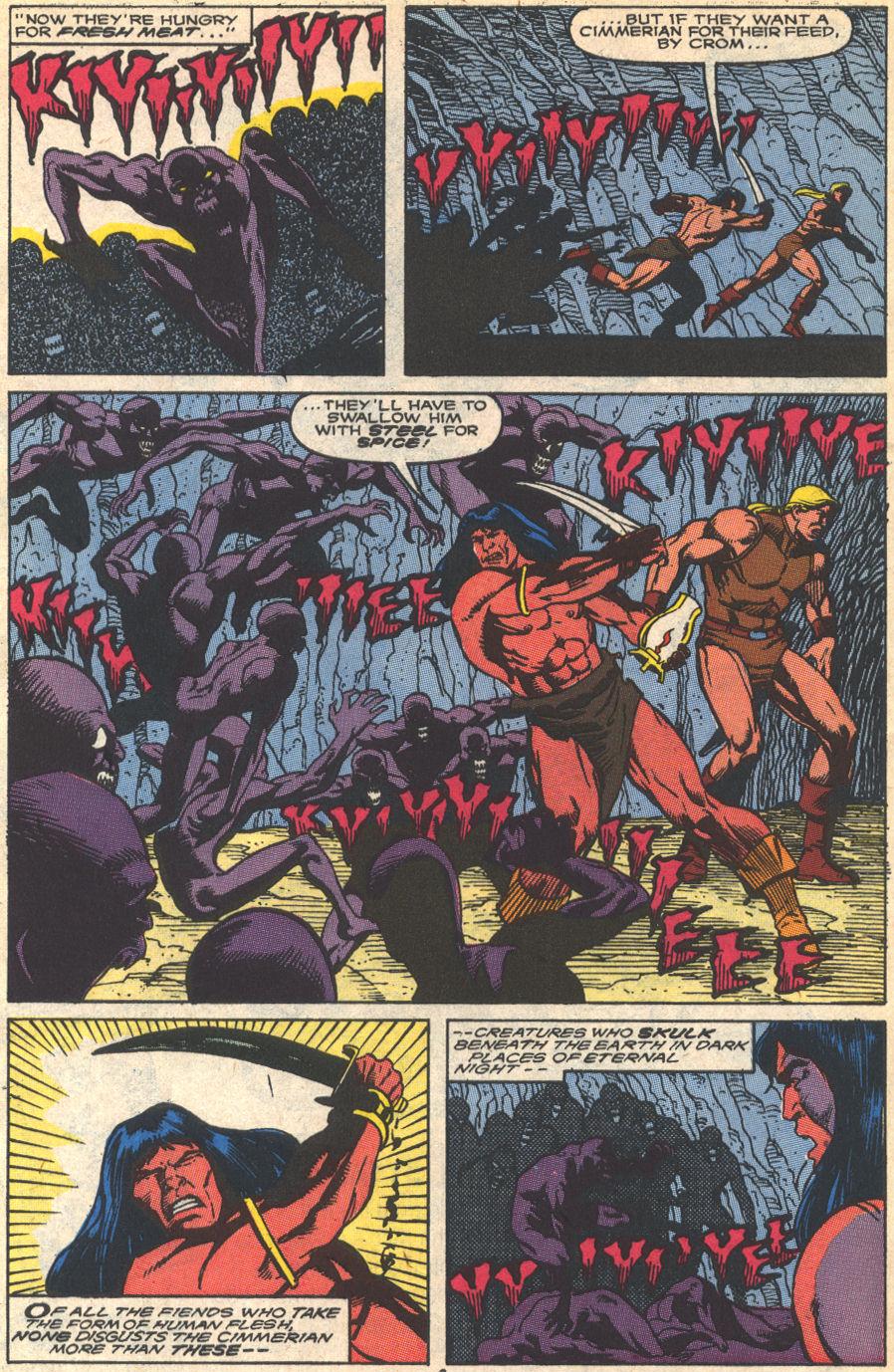 Conan the Barbarian (1970) Issue #229 #241 - English 6
