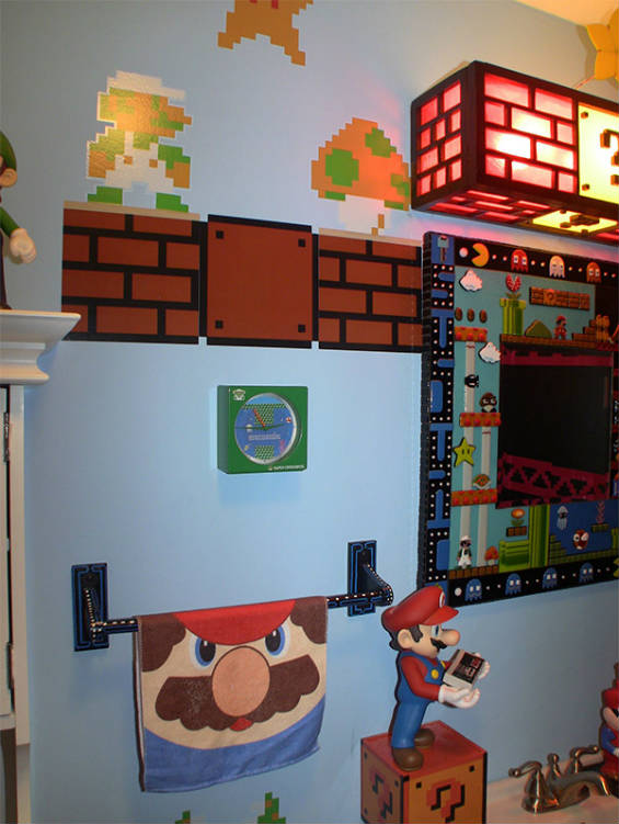 10 Envy Inducing Video Game Bathrooms Mental Floss
