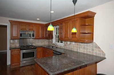 Spesialis marmer granit untuk top table meja dapur for Biaya bikin kitchen set
