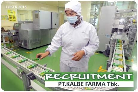 Loker Farmasi 2015, Info kerja Medical representative, Karir Kalbe farma terbaru